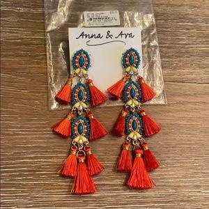 Anna & Ava Earrings